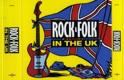 Rock in the UK, compilation parue chez Wagram , octobre 2010